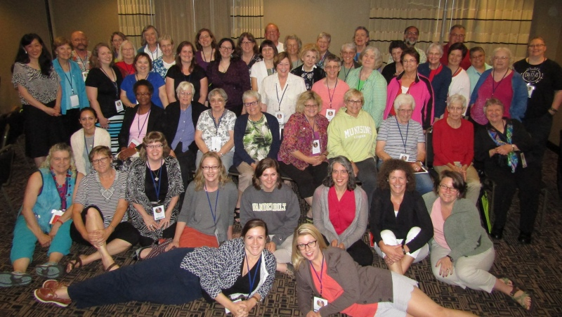 Many of the 2016 CFT Gathering Attendees