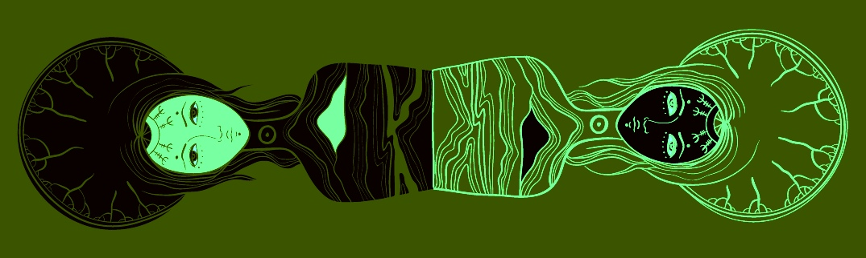 Image of Dualism by arborelza
