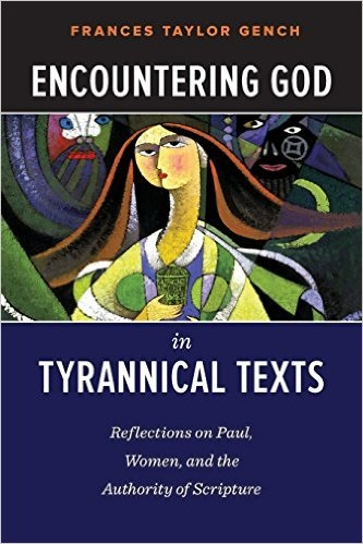 Encountering God in Tyrannical Texts