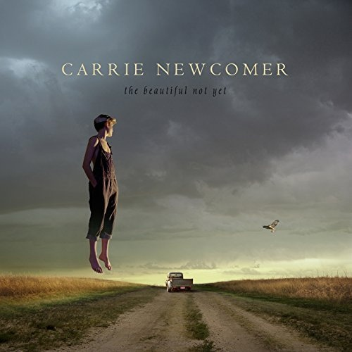 The Beautiful Not Yet CD Cover Art